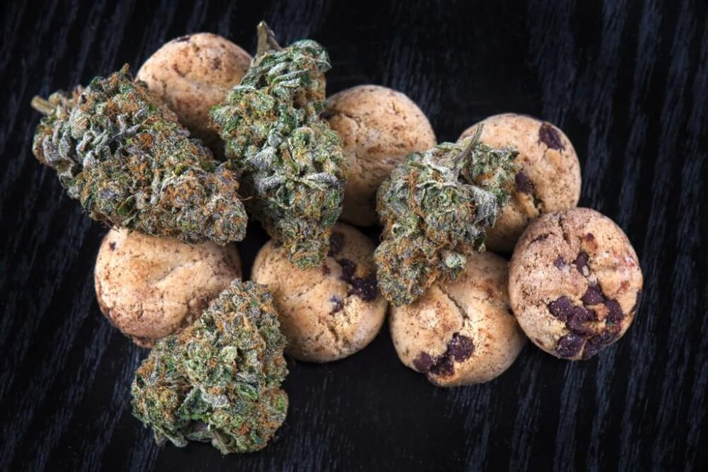Cannabis nugs and infused