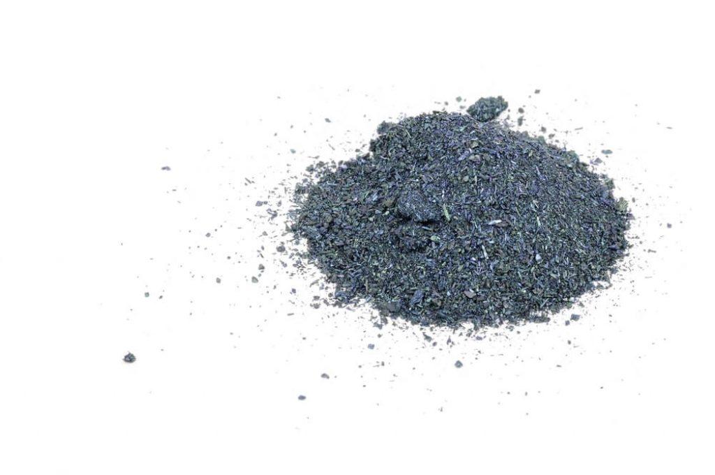 Pile of Potassium Permanganate